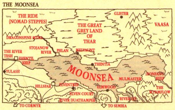 Journey to Moonsea